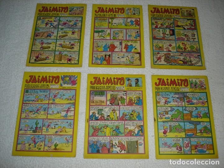 Tebeos: JAIMITO LOTE DE 180 EJEMPLARES (INCLUYE ALMANAQUES, ALBUMES, EXTRAS Y SELECCIONES) - DIVERSAS EPOCAS - Foto 28 - 113715387