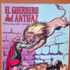 Tebeos: EL GUERRERO DEL ANTIFAZ. N°9. Lote 113812879