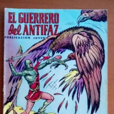 Tebeos: GUERRERO DEL ANTIFAZ. N°10. Lote 113813455