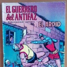 Tebeos: EL GUERRERO DEL ANTIFAZ. N°26.. Lote 113818672