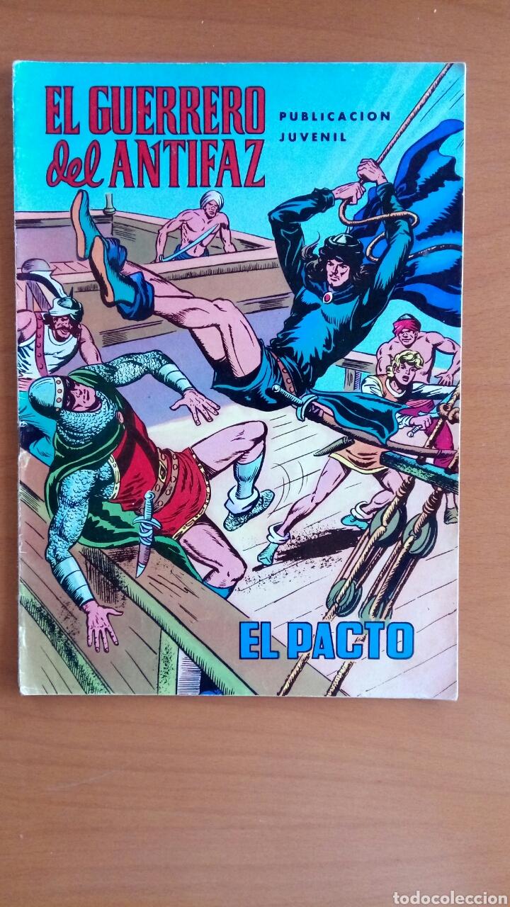 GUERRERO DEL ANTIFAZ. N°36 (Tebeos y Comics - Valenciana - Guerrero del Antifaz)