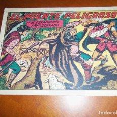 Tebeos: EL ESPADACHIN ENMASCARADO Nº144--ORIGINAL. Lote 113924775