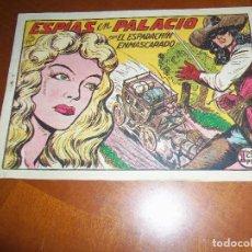 Tebeos: EL ESPADACHIN ENMASCARADO Nº 136--ORIGINAL. Lote 113926627