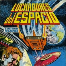 Tebeos: LUCHADORES DEL ESPACIO- Nº 8 -1978 -EL CLÁSICO DE LA CIENCIA FICCIÓN ESPAÑOLA-CORRECTO ESTADO-8103. Lote 114216187