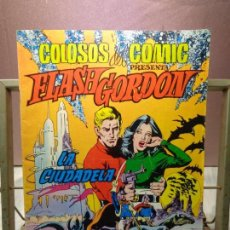 Tebeos: COLOSOS DEL COMIC - FLASH GORDON Nº 3 - LA CIUDADELA - EDITORIAL VALENCIANA. Lote 114242675