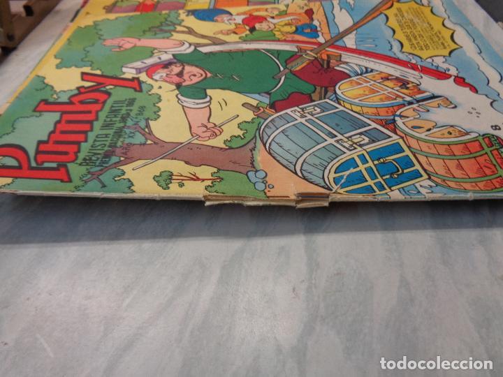 Tebeos: LOTE DE 5 COMICS - PUMBY Nº664-691-731-794-868 - PUBLICACION INFANTIL VALENCIANA 1970/1971/1973/1974 - Foto 2 - 114334239