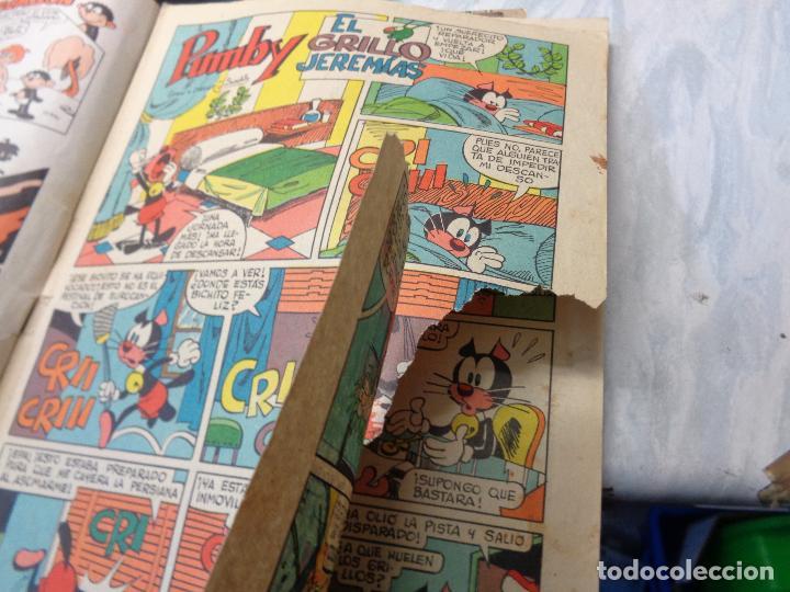 Tebeos: LOTE DE 5 COMICS - PUMBY Nº664-691-731-794-868 - PUBLICACION INFANTIL VALENCIANA 1970/1971/1973/1974 - Foto 4 - 114334239