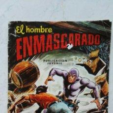 Tebeos: EL HOMBRE ENMASCARADO HERENCIA PIRATA COLOSOS DEL COMIC. Lote 114447915