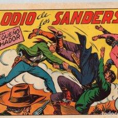 Tebeos: EL ODIO DE LOS SANDERS. Nº 119. EL PEQUEÑO LUCHADOR. ORIGINAL. Lote 114521332