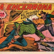 Giornalini: LA ENCERRONA. Nº 115. EL PEQUEÑO LUCHADOR. ORIGINAL. Lote 114521904