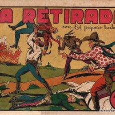 Tebeos: LA RETIRADA. Nº 13. EL PEQUEÑO LUCHADOR. ORIGINAL. Lote 114523218