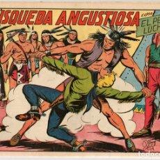 Giornalini: BUSQUEDA ANGUSTIOSA. Nº 94. EL PEQUEÑO LUCHADOR. ORIGINAL. Lote 114523642