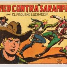 Giornalini: FRED CONTRA SARAMPIÓN. Nº 84. EL PEQUEÑO LUCHADOR. ORIGINAL. Lote 114524055