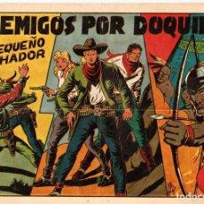 Giornalini: ENEMIGOS POR DOQUIER. Nº 56. EL PEQUEÑO LUCHADOR. ORIGINAL. Lote 114524856