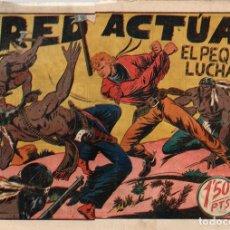 Giornalini: FRED ACTÚA. Nº 39. EL PEQUEÑO LUCHADOR. ORIGINAL. Lote 114525052