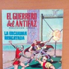 Tebeos: EL GUERRERO DEL ANTIFAZ N°157. Lote 114684416