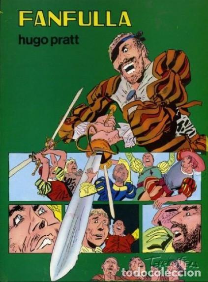 COLECCIÓN PILOTO- Nº 6 -FANFULLA -HUGO PRATT DESCONOIDO-1983-MUY BUENO-ESCASO-MUY DIFÍCIL-LEAN-8155 (Tebeos y Comics - Valenciana - Otros)