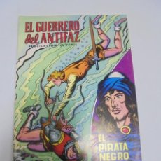 BDs: TEBEO.EL GUERRERO DEL ANTIFAZ. Nº 35. EL PIRATA NEGRO. EDITORIAL VALENCIANA. Lote 114756055