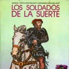 Tebeos: COLECCIÓN PILOTO- Nº 9 -ÚLT. COLEC,- LOS SOLDADOS DE LA SUERTE- MICHELUZZI-1983- BUENO- ESCASO-8158. Lote 114788319