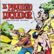 Tebeos: EL PEQUEÑO LUCHADOR.1ª EDICIÓN EN COLOR AÑO 1977.EDITA EDIVAL.LOTE DE 13 CÓMICS.. Lote 114789223