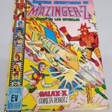Tebeos: NUEVAS AVENTURAS MAZINGER-Z : EL ROBOT DE LAS ESTRELLAS Nº 26 - GALAX-X COMETA ROBOT / VALENCIANA. Lote 114826319