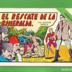 Tebeos: ROBERTO ALCÁZAR Y PEDRÍN - Nº 31 - EL RECATE DE LA ESMERALDA - VALENCIANA - (1982).. Lote 114914911