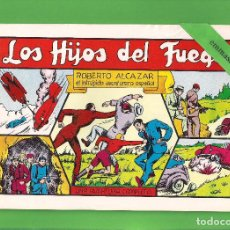 Tebeos: ROBERTO ALCÁZAR Y PEDRÍN - Nº 34 - LOS HIJOS DEL FUEGO - VALENCIANA - (1982).. Lote 114916479
