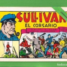 Tebeos: ROBERTO ALCÁZAR Y PEDRÍN - Nº 38 - SULLIVAN EL CORSARIO - VALENCIANA - (1982).. Lote 114918507