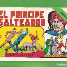 Tebeos: ROBERTO ALCÁZAR Y PEDRÍN - Nº 43 - EL PRÍNCIPE SALTEADOR - VALENCIANA - (1982).. Lote 114920023