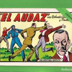 Tebeos: ROBERTO ALCÁZAR Y PEDRÍN - Nº 47 - EL AUDAZ - VALENCIANA - (1982).. Lote 114921479