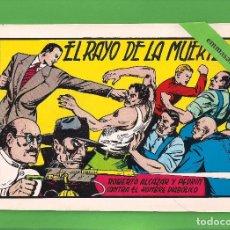 Tebeos: ROBERTO ALCÁZAR Y PEDRÍN - Nº 48 - EL RAYO DE LA MUERTE - VALENCIANA - (1982).. Lote 114921803
