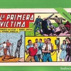Tebeos: ROBERTO ALCÁZAR Y PEDRÍN - Nº 50 - LA PRIMERA VÍCTIMA - VALENCIANA - (1982).. Lote 114922431