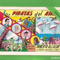 Tebeos: ROBERTO ALCÁZAR Y PEDRÍN - Nº 1 - LOS PIRATAS DEL AIRE - VALENCIANA - (1981).. Lote 114927215