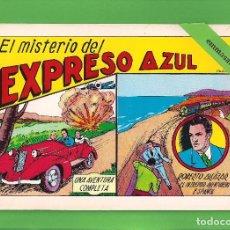 Tebeos: ROBERTO ALCÁZAR Y PEDRÍN - Nº 2 - EL MISTERIO DEL EXPRESO AZUL - VALENCIANA - (1981).. Lote 114927895