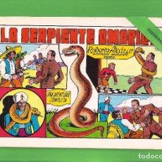 Tebeos: ROBERTO ALCÁZAR Y PEDRÍN - Nº 5 - LA SERPIENTE AMARILLA - VALENCIA - (1981).. Lote 114928615