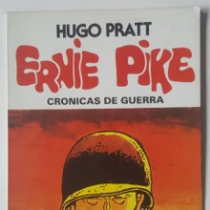 Tebeos: ERNIE PIKE, CRÓNICAS DE GUERRA (ED. VALENCIANA, 1982). Lote 114935327