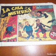 Tebeos: EL PROFESOR CARAMBOLA Nº 1--ORIGINAL-. Lote 114994715