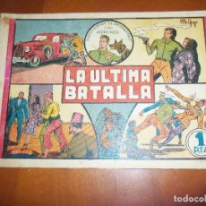 Tebeos: ALBERTO ESPAÑA-Nº 8 Y ULTIMO--ORIGINAL. Lote 114996459
