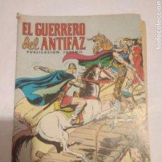 Tebeos: COMIC EL GUERREO DEL ANTIFAZ.VALENCIANA.NUM.266 AÑO 1977. Lote 115041316