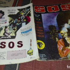 Tebeos: S O S Nº11. Lote 115277075