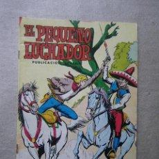 Tebeos: EL PEQUEÑO LUCHADOR Nº 62 PEDRO DULCE ATACA / VALENCIANA 1978. Lote 115426719