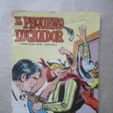 Tebeos: EL PEQUEÑO LUCHADOR Nº 65 HANDLE NO SE RINDE / VALENCIANA 1978. Lote 115426795
