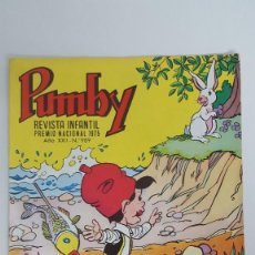 Tebeos: PUMBY 989. Lote 115451355