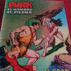 Tebeos: PURK, EL HOMBRE DE PIEDRA Nº 10 - EL GRAN DAMULA (EDIVAL, 1974). Lote 115472867