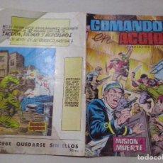 Tebeos: TEBEOS Y COMICS: COMANDOS DE ACCION Nº 35 ( ABLN). Lote 115580111