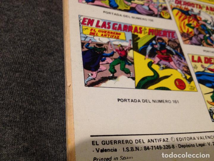 Tebeos: El guerrero del antifaz homenaje a gago numeros 26,27,28,29 con defectos!!!ver lote y fotos - Foto 14 - 115734335
