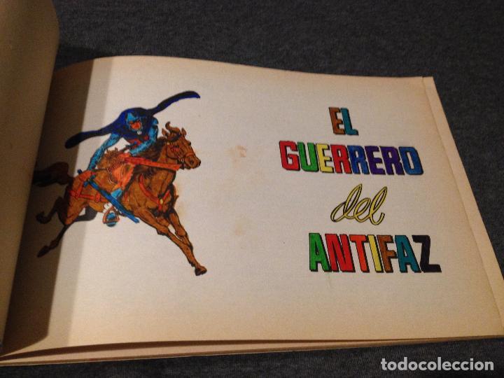 Tebeos: El guerrero del antifaz homenaje a gago numeros 26,27,28,29 con defectos!!!ver lote y fotos - Foto 16 - 115734335