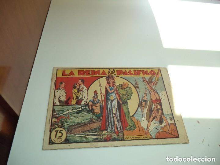 Tebeos: Selección Aventurera, Año 1.940. Nº 6 - 22 - 29. Son Originales y muy dificiles Editorial Valenciana - Foto 5 - 115771459