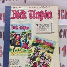 Tebeos: TOMO ÚNICO COMPLETO -DICK TURPIN - ED VALENCIANA 1979. Lote 115794522