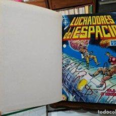 Tebeos: LUCHADORES DEL ESPACIO, LA SAGA DE LOS AZNAR - 21 NÚMEROS, COLECCIÓN COMPLETA - ED. VALENCIANA . Lote 115918583